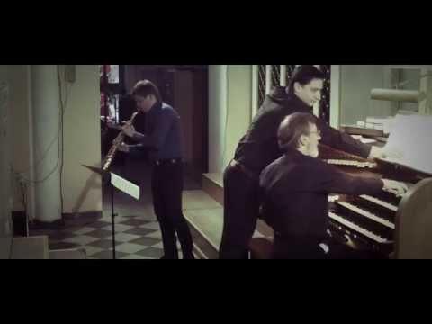 Srgei Kolesov: Фантазия для саксофона и органа