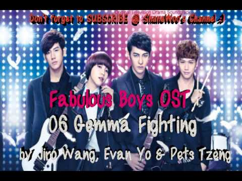 Fabulous Boys OST - 06 Gemma Fighting (Instrumental) HQ