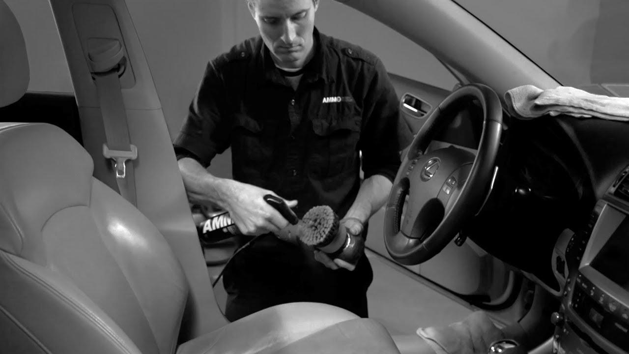 Interior detailing tools techniques and materials - Auto interior detailing products ...
