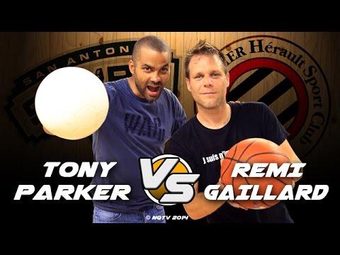 Baixar Tony Parker Vs Rémi Gaillard