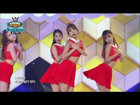 【TVPP】Girl's Day - Darling, 걸스데이 - 달링 @ Show Champion Live