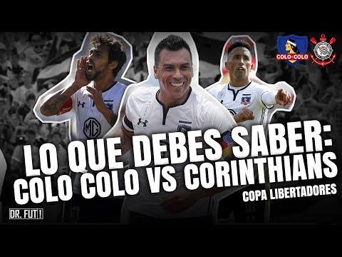 Colo Colo vs Corinthians