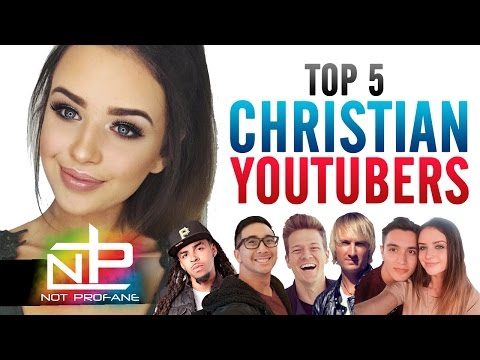 Christian Youtube Channels |Top 5 Best Christian Youtubers