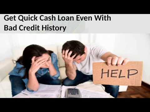 VIDEO : How To Get Instant Cash Loan Without Credit Check?
