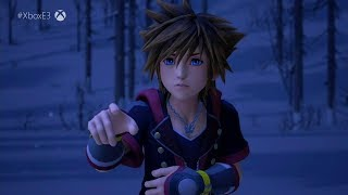 Kingdom Hearts 3 Exclusive Gameplay - IGN Live E3 2018
