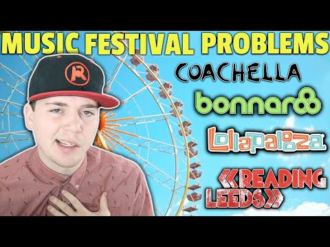 Why Music Festivals Are Becoming a Total Joke