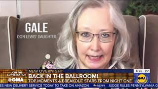 GMA Talks about Carole Baskin and Dancing with the Stars Premier