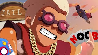 Belle Animation Parody - The Unexpected Twist | The #GoldarmGang Heist... By. Brawl Kings
