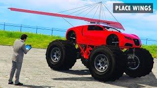 GTA 5 - BUILDING MY OWN CAR!!