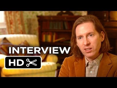 The Grand Budapest Hotel Interview - Wes Anderson (2014) - Wes ...