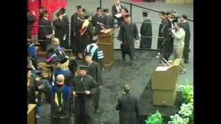 'SP 2013 Graduation Ceremony - College of Technology