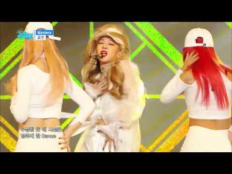 【TVPP】Hyoyeon(SNSD) - Mystery, 효연(소녀시대) - 미스테리 @Show Music Core Live