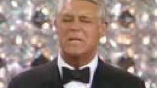 Cary Grant receiving an Honorary Oscar®