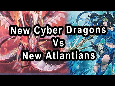 New Cyber Dragons Vs New Atlantians (Cyber Dragons Meta soon?)