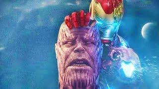 Avengers 4 - EndGame'de THANOS'UN Sonu Nasıl Olacak
