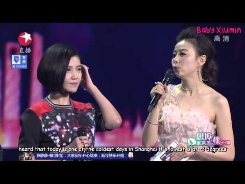 [ENG SUB] 141231 Luhan - Dragon Tv Countdown FULL CUT