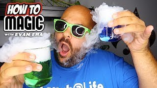 10 Amazing Science Magic Tricks!