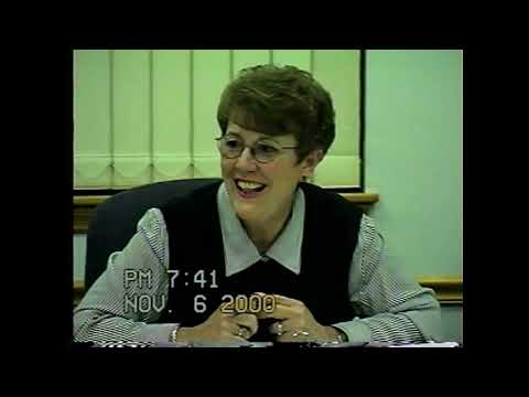 Rouses Point Village Board Meeting  11-6-00
