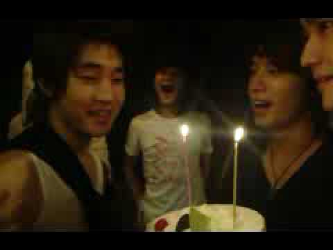 SUPER JUNIOR-M_Henry Surprise Birthday Party