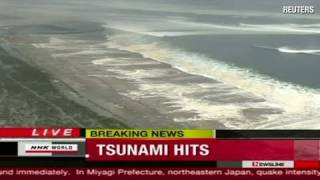 CNN Breaking News: Japan's Earthquake and Tsunami