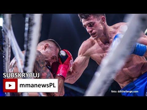 DSF 17: Kamil Ruta pozostawił kwestię trzeciej walki z Jenelem otwartą