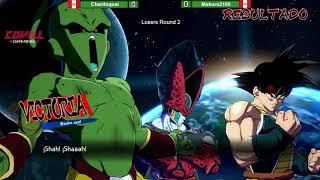 Charitoquai(Piccolo, Yamcha, TenShinhan) vs Makuro2100(Cell, Bardock, KidBuu)