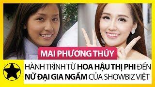 """Mai Phương Thúy – Hành Trình Từ """"Hoa Hậu Thị Phi"""", Đến Nữ Đại Gia Ngầm Của Showbiz Việt"""