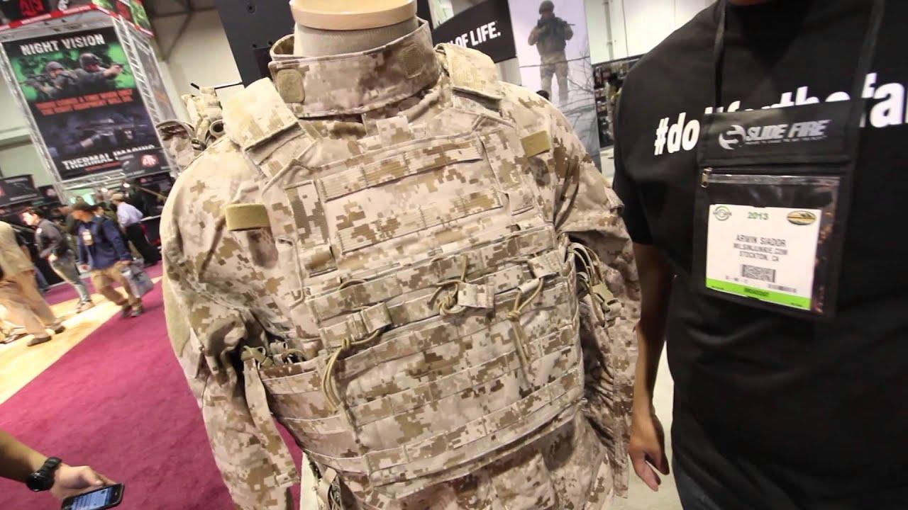 Max 5 Camo >> Shot Show 2013 - Eagle Industries (AOR1 Camo Line) - YouTube