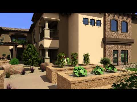 The Retreat at Sunbrook - Virtual Tour Architectural Animation