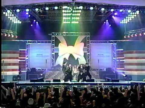 BoA - My Sweetie + Amazing Kiss [2002.08.02]