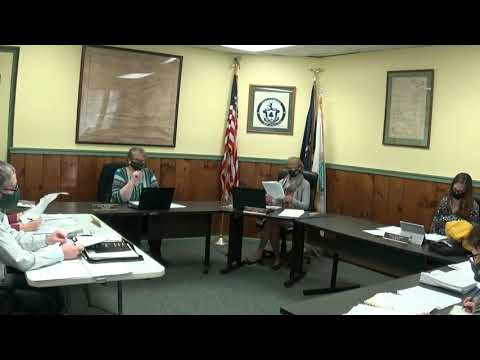 Champlain Village Board Meeting  4-5-21