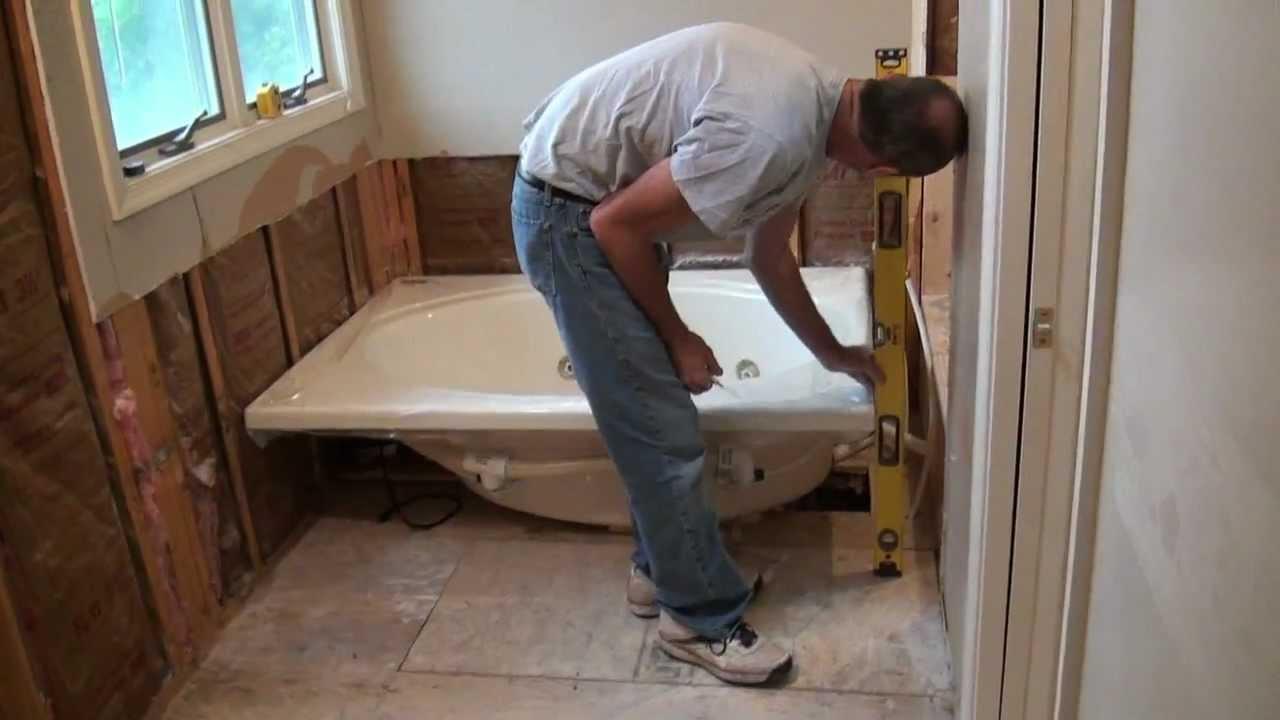 Soaker Tub Shower Combo Small Bathrooms Bathtubs