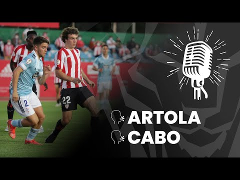 🎙 Juan Artola & Jon Cabo | post Bilbao Athletic 2-1 RC Celta B I Playoff Ascenso Segunda División
