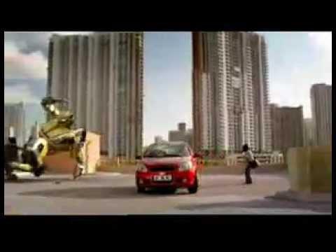 Chevrolet-Citroen parodija