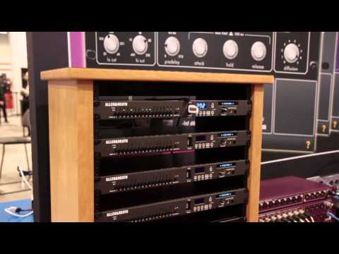 Allen & Heath ICE-16 Introduction