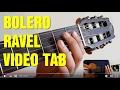 Jouer le Bolero de Ravel à la guitare