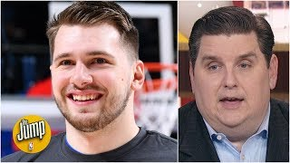 Do the Luka-KP Mavs have the brightest future in the NBA? Windhorst says they're close | The Jump