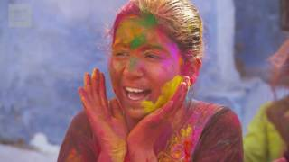 Holi Festival Of Colour | Planet Earth II | Cities Behind The Scenes