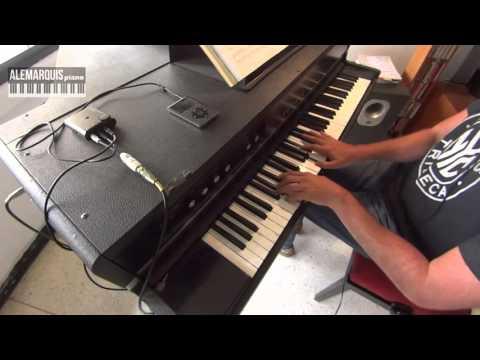 Héctor Lavoe - Bandolera - Piano - AleMarquis