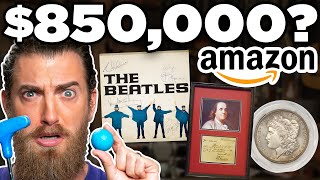 What Costs $850,000 On Amazon? (Mini Golf Game)