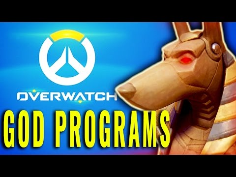 Overwatch: The Hidden Truth Behind God Programs [Overwatch Explained]