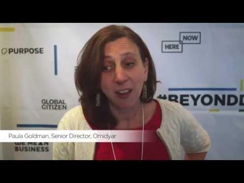 Paula Goldman, Senior Director, Omidyar