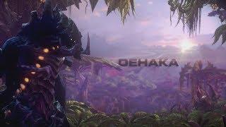 StarCraft 2 - New Co-op Commander Preview: Dehaka