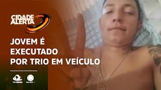 APÓS PARTIDA DE FUTEBOL: Jovem é executado por trio em veículo