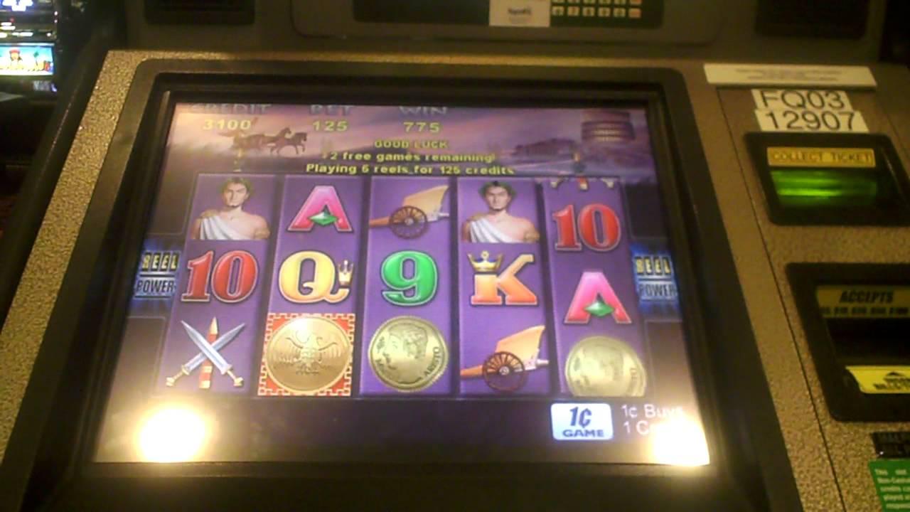 Centurion slot machine online free