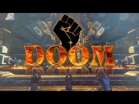 "The Legendary Guild ""DOOM""! Now in Neverwinter PS4"