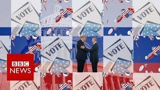 Is Russia still meddling in US politics? - BBC News