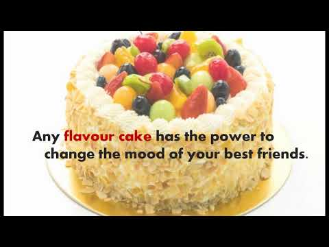 Order online cake with flower delivery in Mumbai