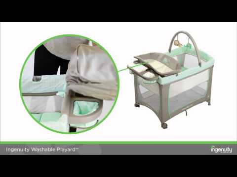 INGENUITY Washable Playard - 60213