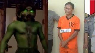 Kolor Ijo dari Luwu Timur, tewas ditembak polisi setelah kabur dari penjara - TomoNews